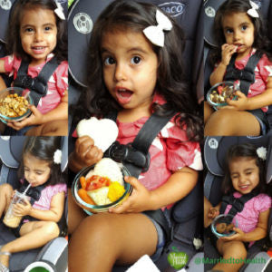 road trip snacks for toddlers