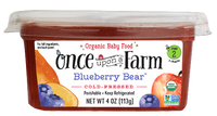 Blueberry Bear Cup Subscription