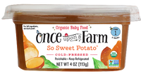 So Sweet Potato Cups Subscription Plan