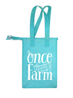 Once Upon a Farm Blue Cooler Bag