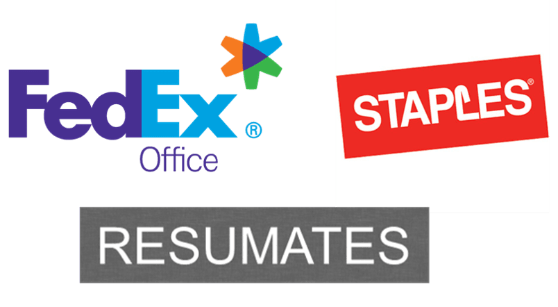 Where can I print my resume? 4 places to print your resume – Resumates