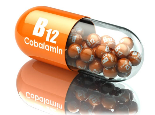WHY YOU SHOULD MAKE VITAMIN B12 YOUR BEST FRIEND