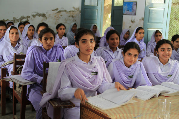 UNAVAILABILITY OF MENSTRUATION HYGIENIC PRODUCTS IN PAKISTAN'S SCHOOL