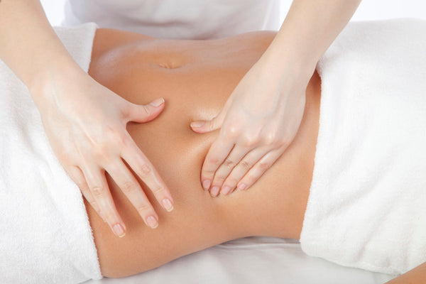 ABDOMINAL MASSAGE TO REDUCE MENSTRUAL CRAMPS
