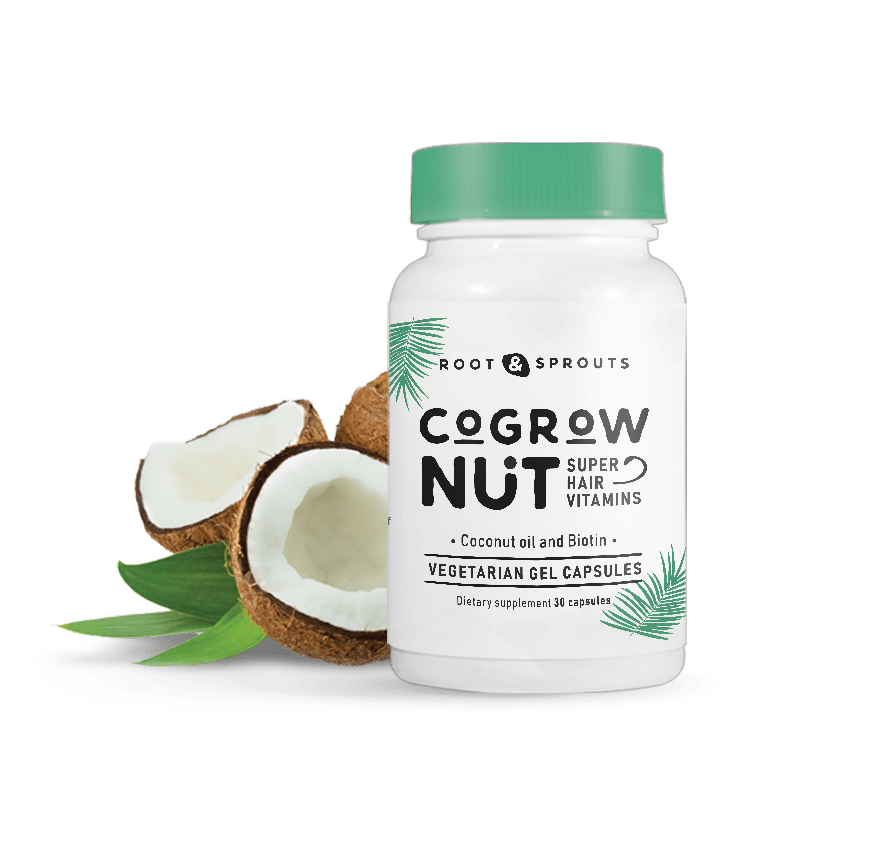 CoGrowNut Super Hair Vitamins