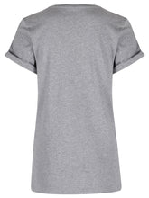 Grey Makalu T-shirt