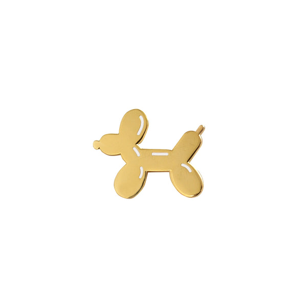 Balloon Dog Pin • Seconds