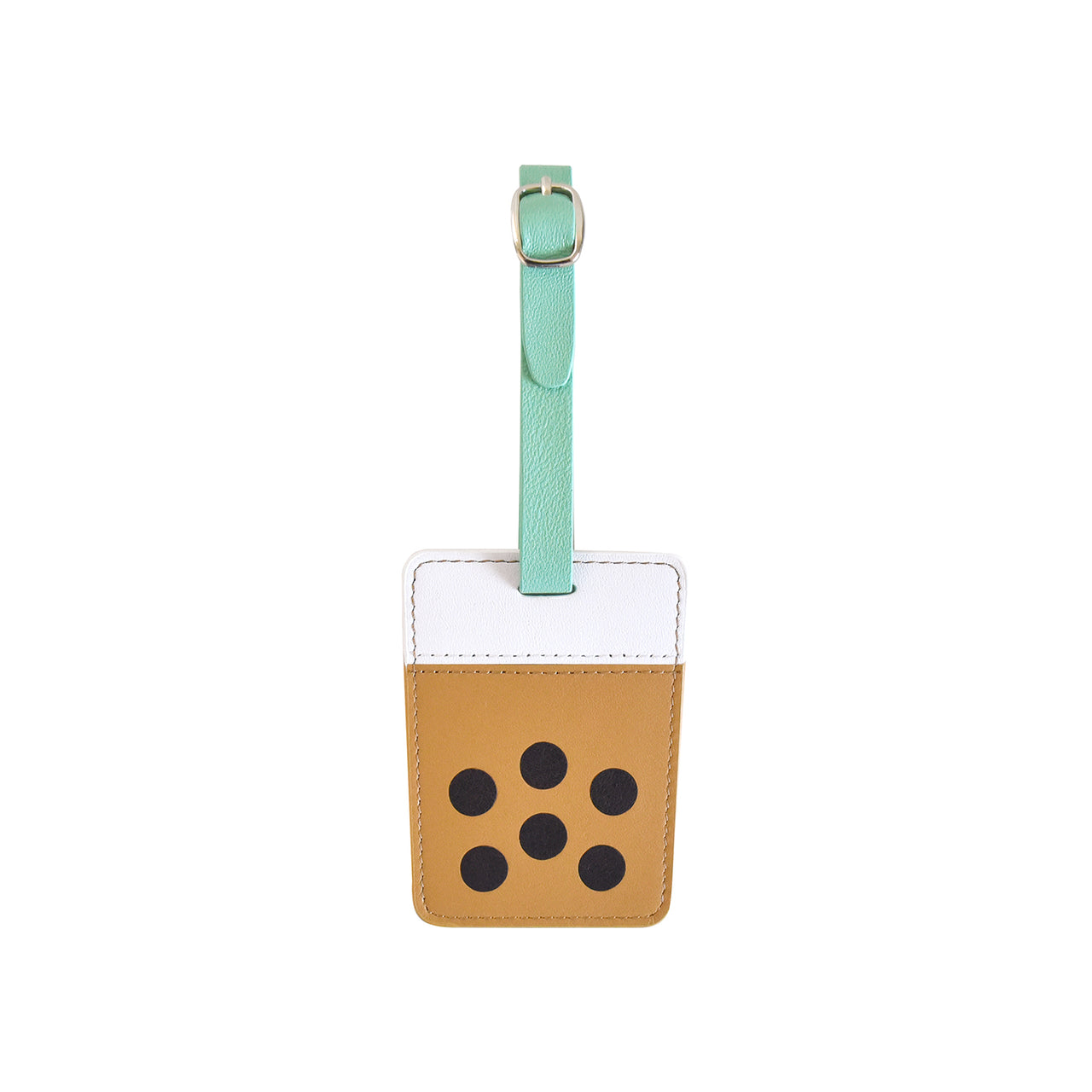 Boba Tea Luggage Tag