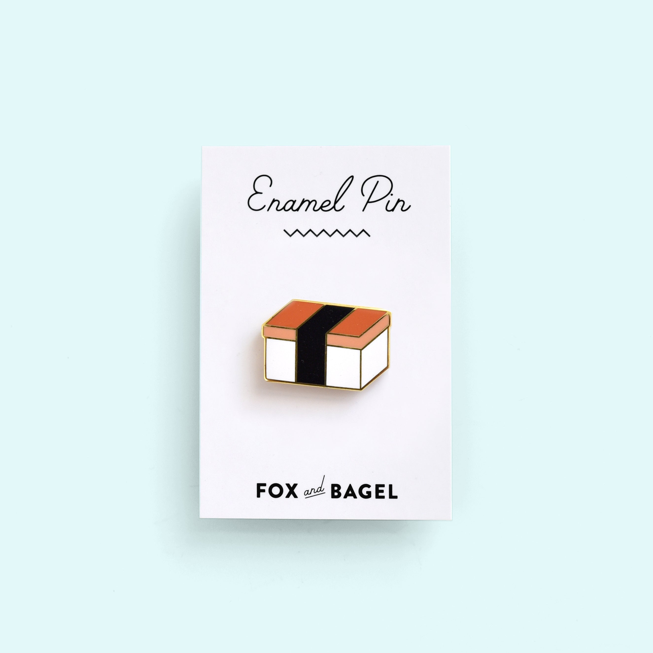 Spam Musubi Pin