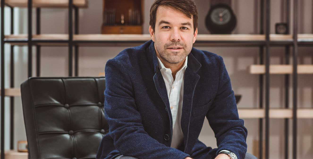 Hamilton Powell Founder and CEO Crown & Caliber