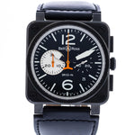 Bell & Ross Aviation B&W Chronograph BR03-94