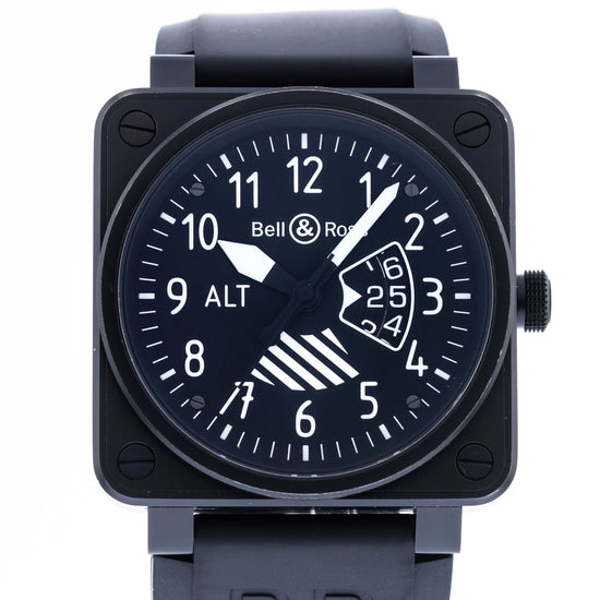 Bell & Ross BR 01 96 Altimeter Limited Edition BR01-96