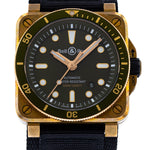Bell & Ross BR03-92 Bronze Limited Edition Diver