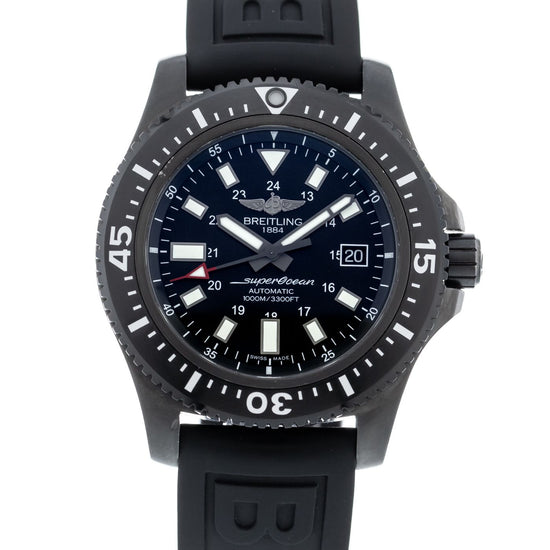 Breitling SuperOcean 44 Blacksteel Special Edition M17393