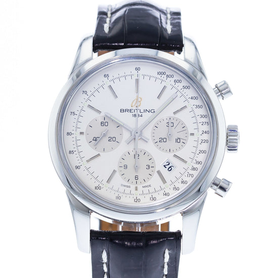Breitling Transocean Chronograph Limited Edition AB0151