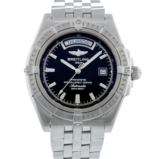 Breitling Windrider Headwind A45355