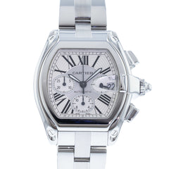 Cartier Roadster Chronograph Large W62019X6