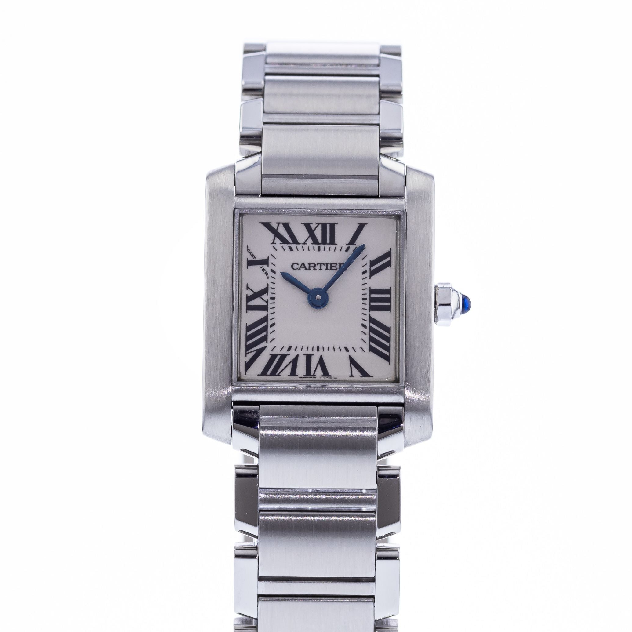 Cartier Tank Francaise Small W51008Q3