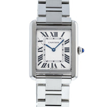 Cartier Tank Solo Small W5200013