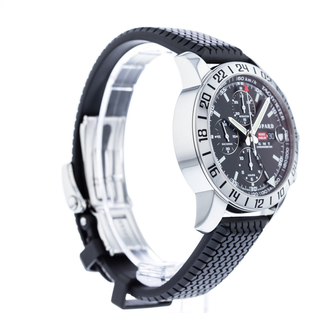 Authentic Used Chopard Mille Miglia GMT Chronograph 16