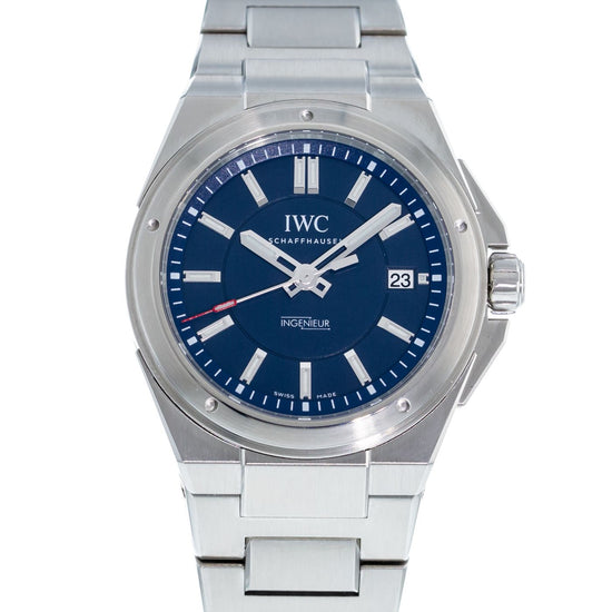 IWC Ingenieur Laureus Sport For Good Foundation Limited Edition IW3239-09