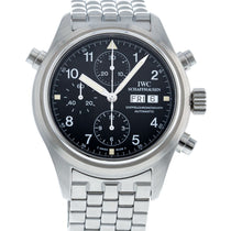 IWC Pilot Double Chronograph IW3713-19