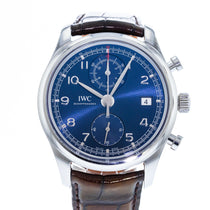 IWC Portuguese Laureus Sport For Good Foundation Limited Edition IW3904-06