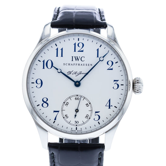 IWC Portuguese F.A. Jones Limited Edition IW5442-03