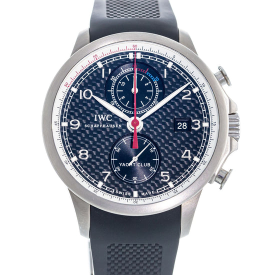 IWC Portuguese Yacht Club Chronograph Volvo Ocean Race Special Edition IW3902-12