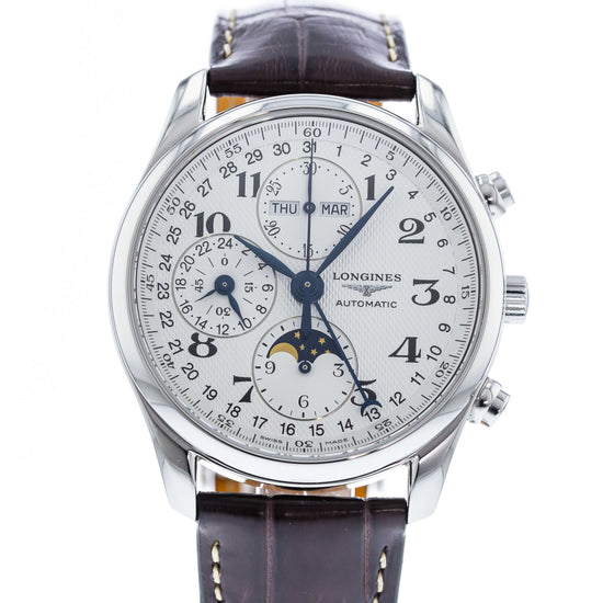 Longines Master Collection GMT Moonphase L2.673.4.78.3