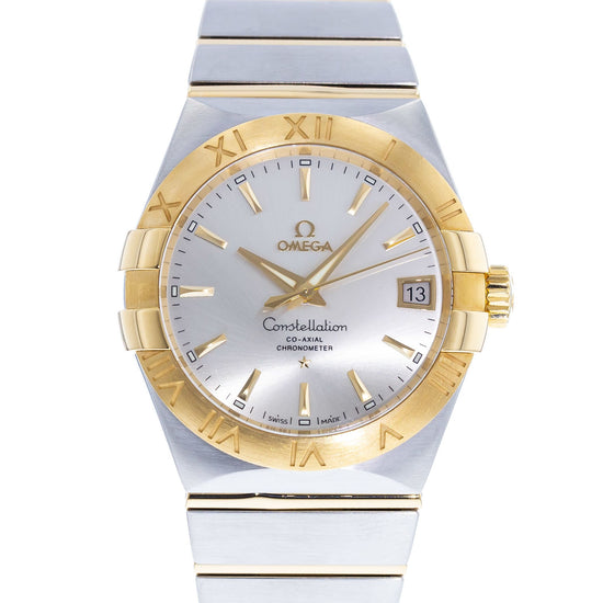 OMEGA Constellation Co-Axial 123.20.38.21.02.002