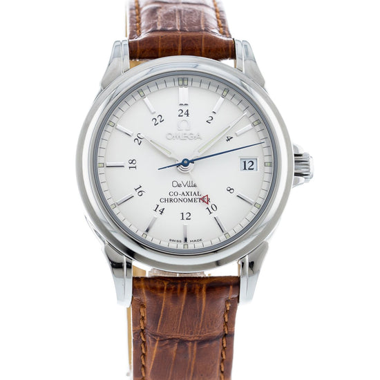OMEGA De Ville Co-Axial GMT 4862.31.32