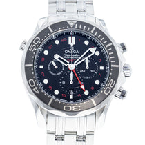 OMEGA Seamaster 300M Co-Axial GMT Chronograph 212.30.44.52.01.001