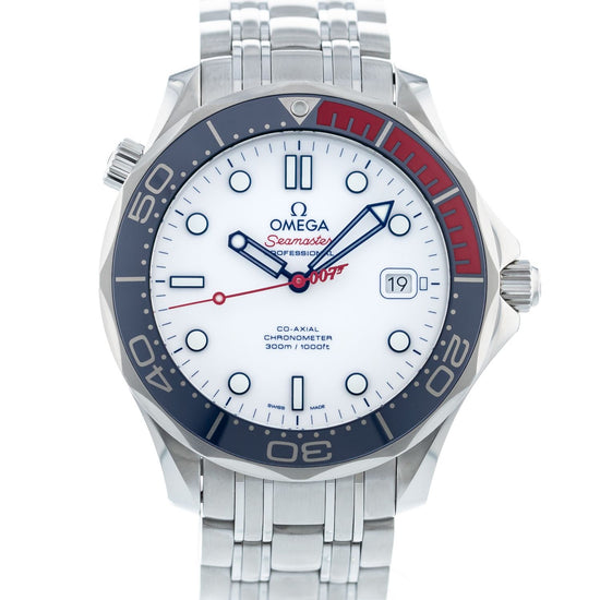 OMEGA Seamaster 300M 007 Commander's Watch Limited Edition 212.32.41.20.04.001