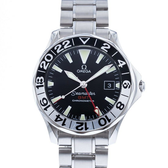 OMEGA Seamaster 300M GMT 50th Anniversary 2234.50.00