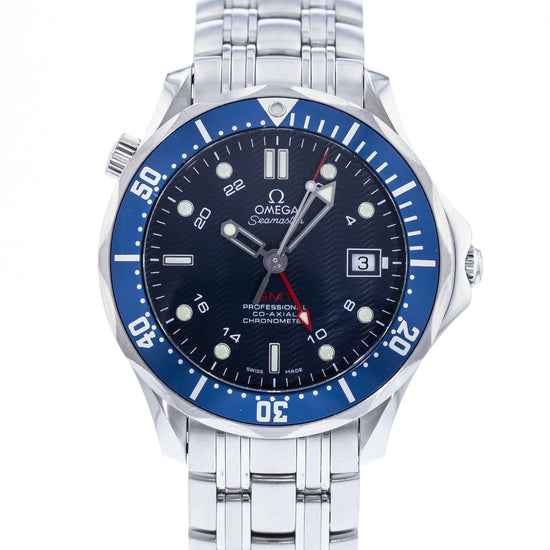 OMEGA Seamaster 300M Co-Axial GMT 2535.80.00