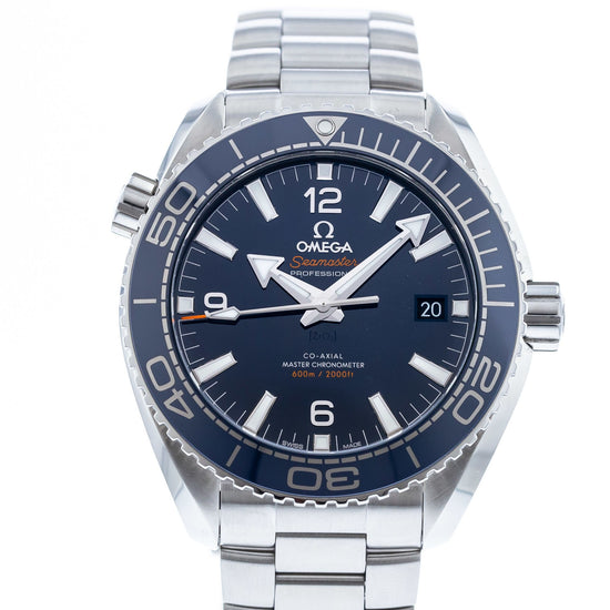 OMEGA Seamaster Planet Ocean 600M Co-Axial 215.30.44.21.03.001