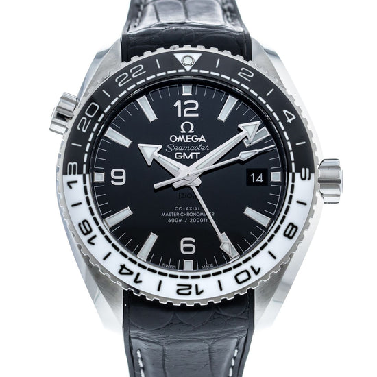 OMEGA Seamaster Planet Ocean 600M Co-Axial Master Chronometer GMT 215.33.44.22.01.001