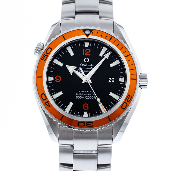 OMEGA Seamaster Planet Ocean 600M Co-Axial 2208.50.00