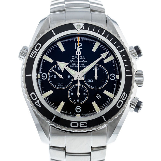 OMEGA Seamaster Planet Ocean 600M Co-Axial Chronograph 2210.50.00