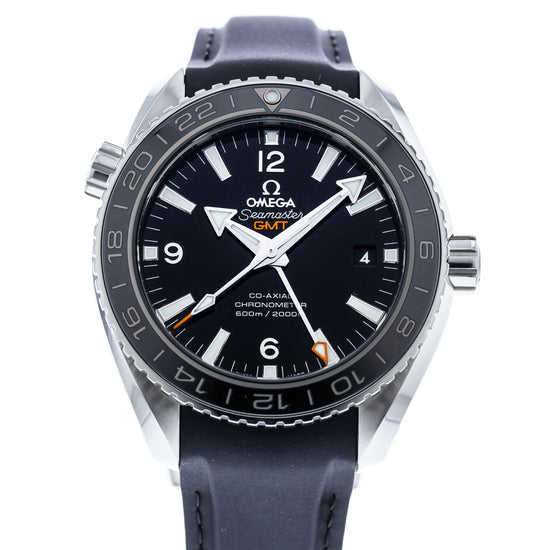 OMEGA Seamaster Planet Ocean 600M GMT 232.32.44.22.01.001