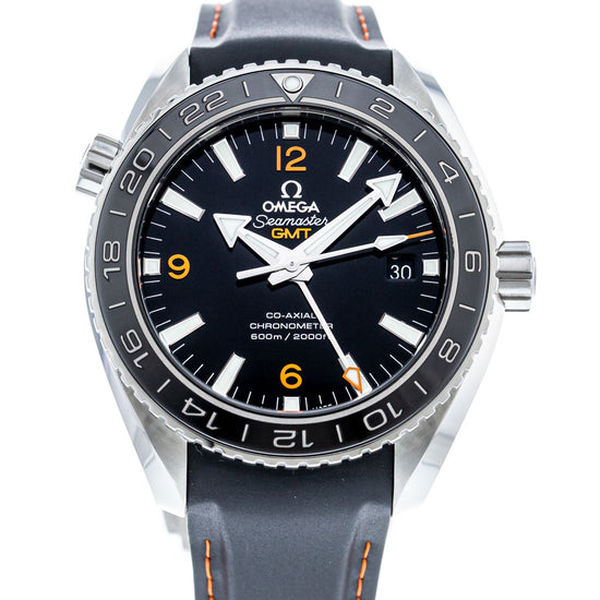 OMEGA Seamaster Planet Ocean 600M Co-Axial GMT 232.32.44.22.01.002