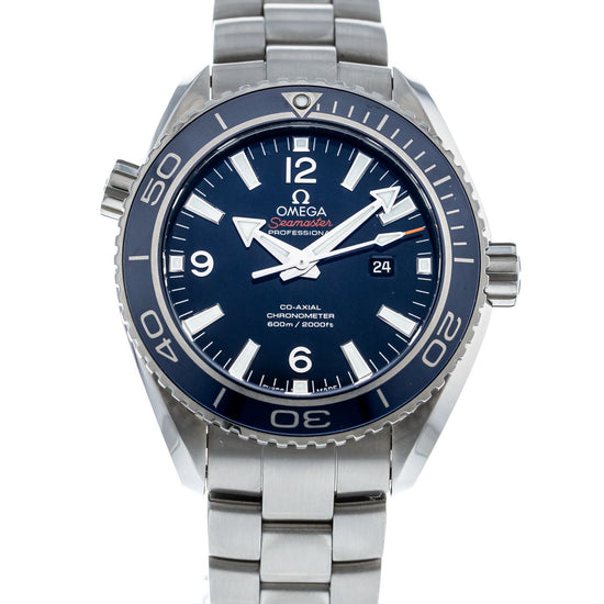 OMEGA Seamaster Planet Ocean 600M Co-Axial 232.90.38.20.03.001