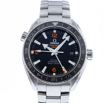 OMEGA Seamaster Planet Ocean 600M Co-Axial GMT 232.30.44.22.01.002