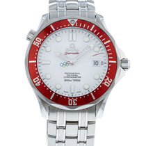 OMEGA Seamaster Specialties Olympic Collection Vancouver 2010 Limited Edition 212.30.41.20.04.001