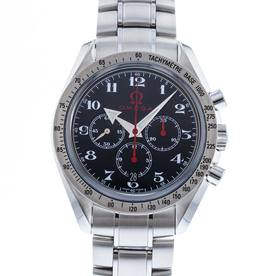 OMEGA Speedmaster Broad Arrow Chronograph Olympic Games Collection 3556.50.00