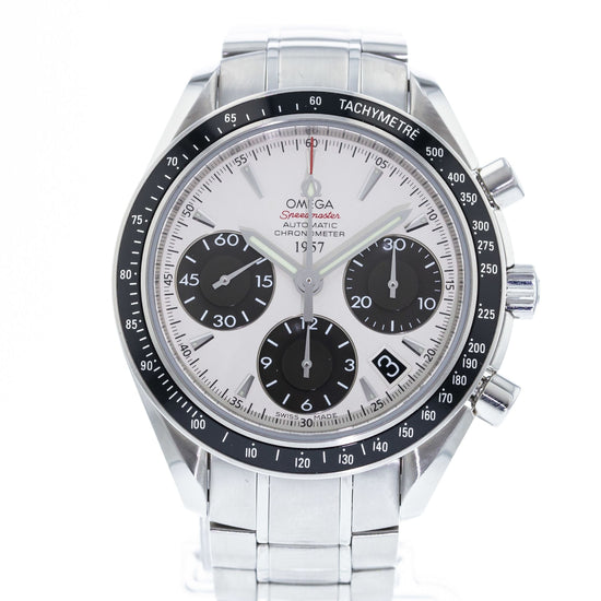 OMEGA Speedmaster Date 1957 Japan Panda Dial Limited Edition 323.30.40.40.02.001