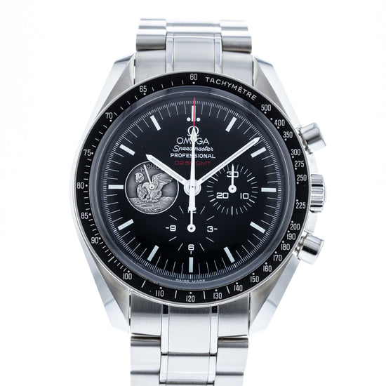 OMEGA Speedmaster Moonwatch Anniversary Limited Series Apollo XI 40th Anniversary 311.30.42.30.01.002