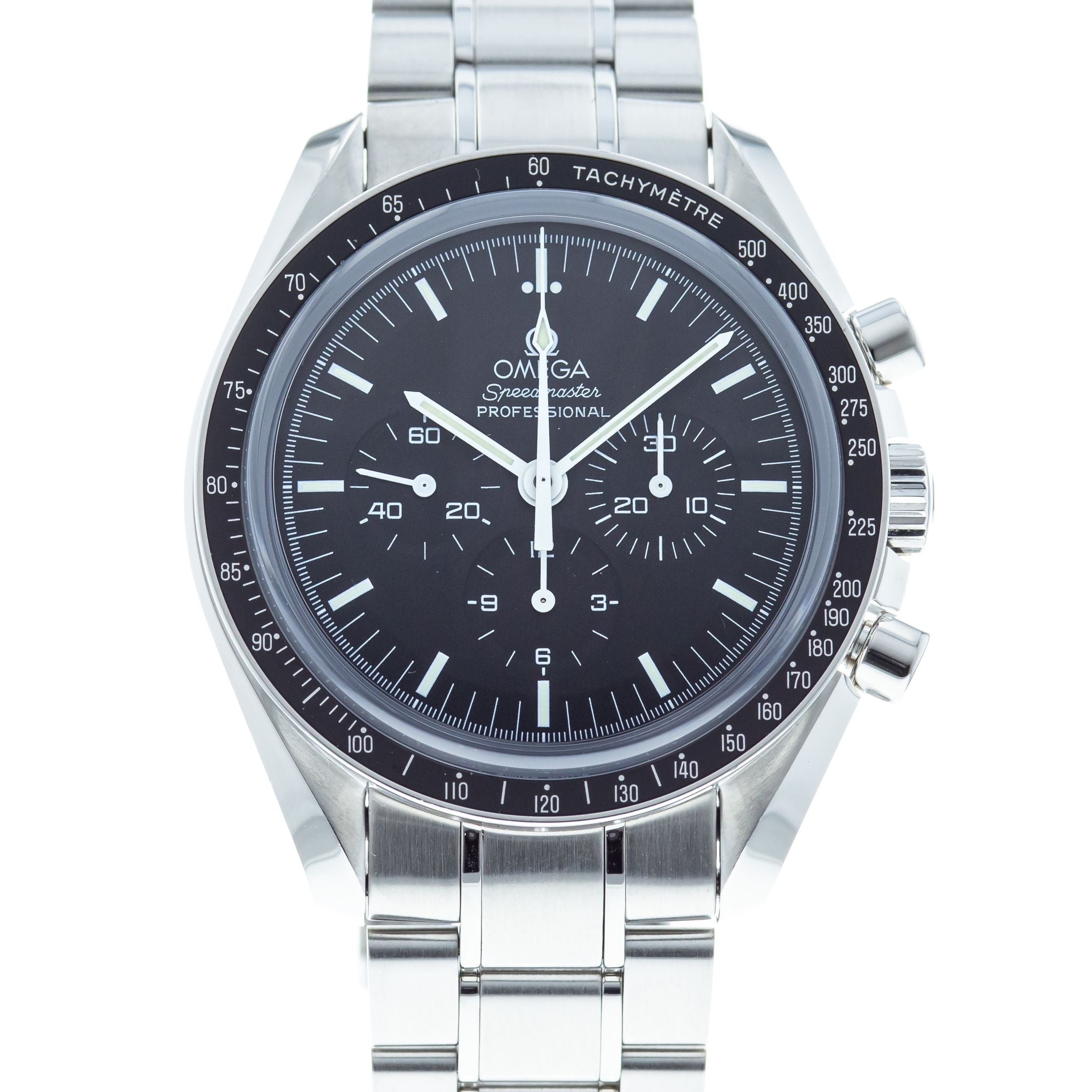 OMEGA Speedmaster Professional Moonwatch 'Sapphire Sandwich' Chronograph 3573.50.00