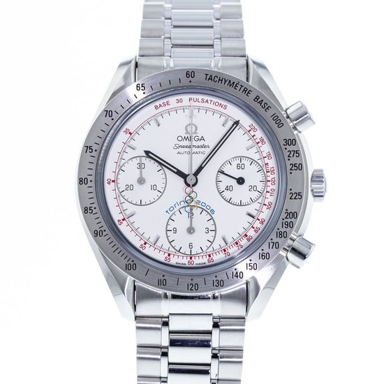 OMEGA Speedmaster Reduced Olympic Games Collection Torino 2006 Limited Edition 3538.30.00